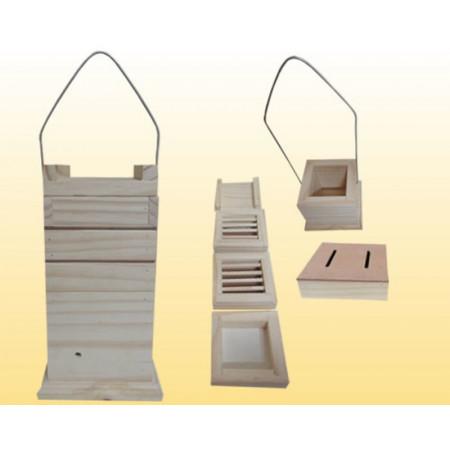 COLMEIA 10x10cm interno - Modelo tipo Sobenko c/ alça