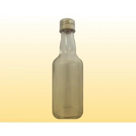 Mini garrafa de vidro 50ml modelo: anchieta