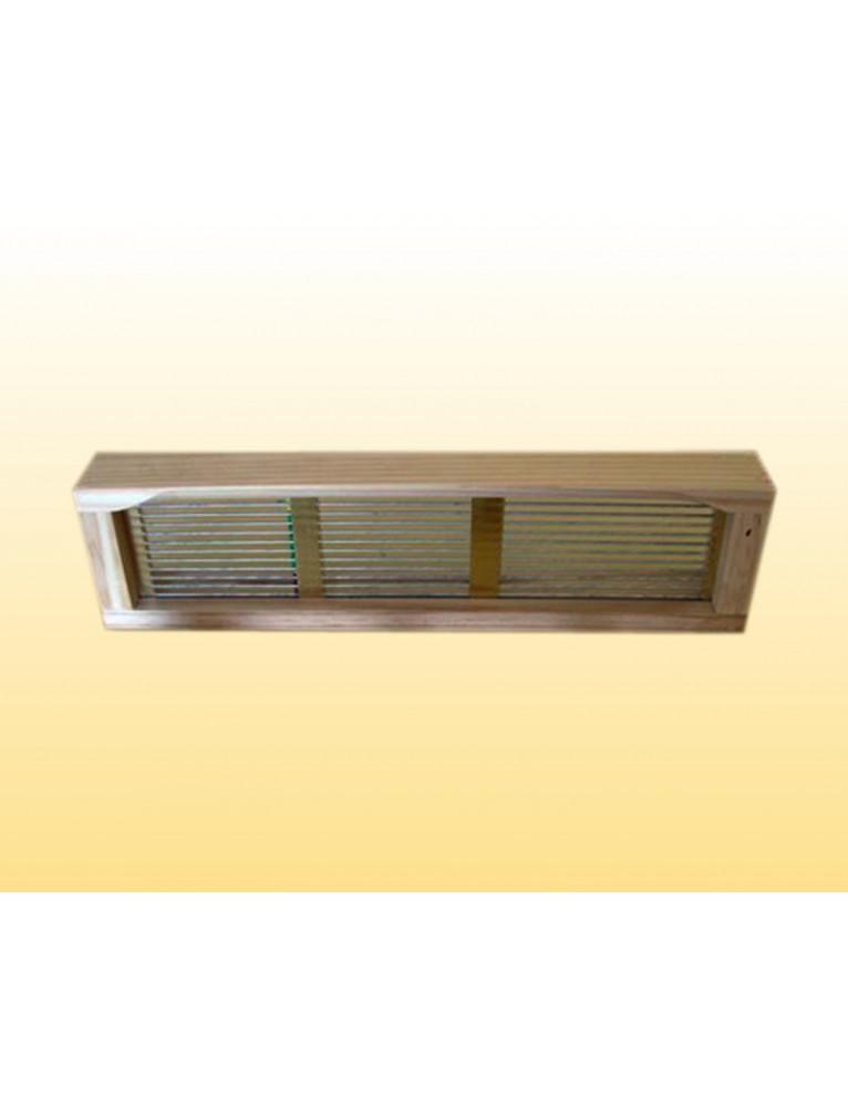 Tela excluidora de alvado ninho modelo quadrado