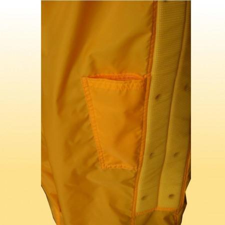 Macacão completo de nylon com refrigeração