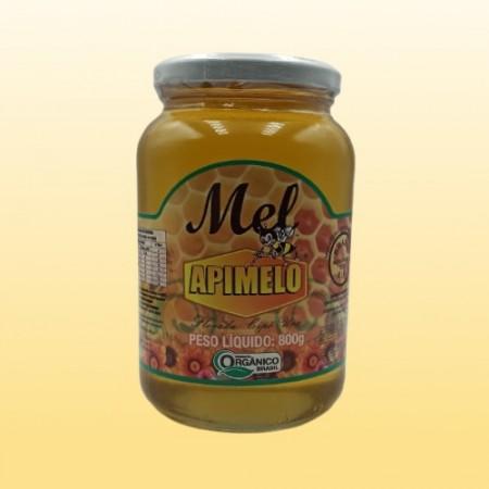 Mel florada Cipo-Uva Orgânico Apimelo 800g
