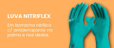 Luva Nitriflex