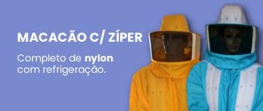 Macacão completo com Nylon